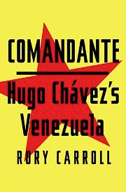 Comandante - Rory Carroll's new book