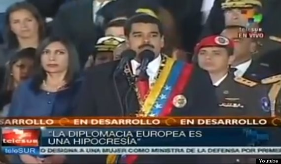 Maduro makes the announcement on Venezuelan Independence day