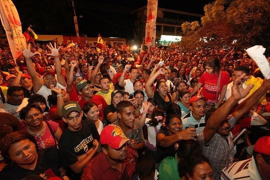 PSUV wins in 20 of 23 States