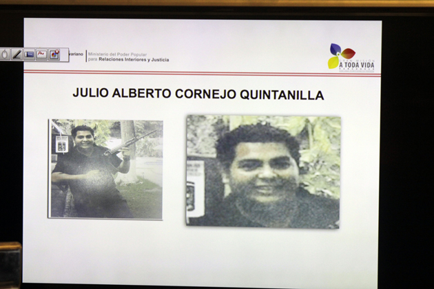 Venezuelan government releases pictures of mercenaries