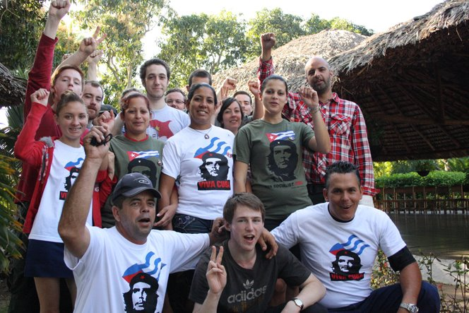 Rock Around the Blockade, 'Justice for the Cuban 5' solidarity brigade to Cuba