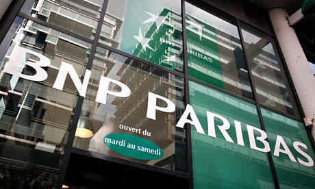 french bank fined
