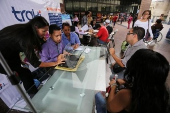 40 companies participate in Venezuelas first disabled peoples employment fair