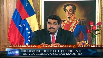 Maduro declares  5 big revolutions