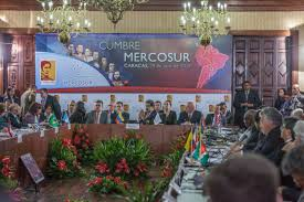 Mercosur presidents meet in Caracas
