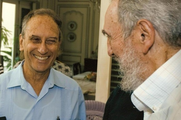 Saul and Fidel