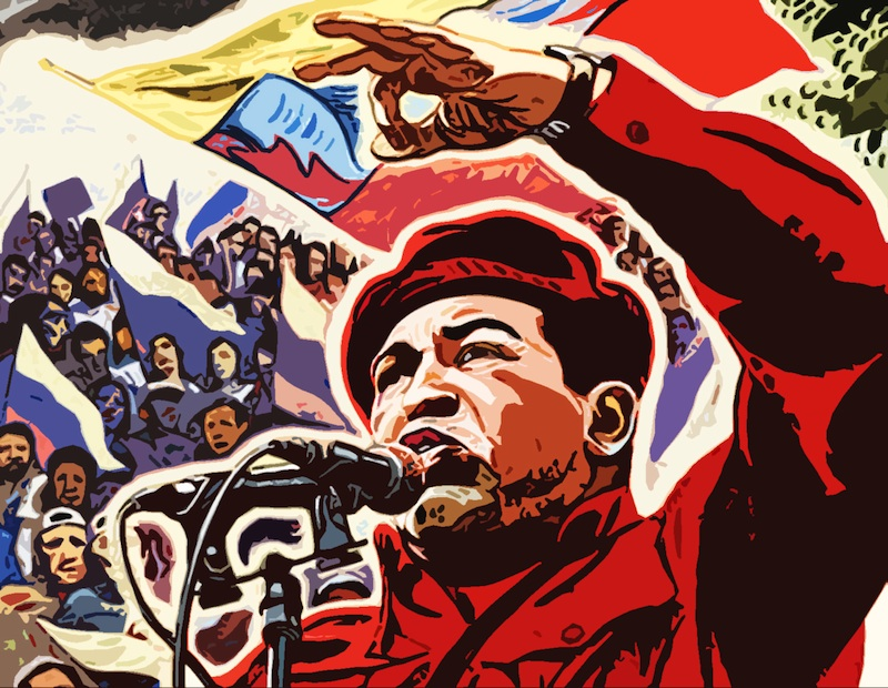 The Bolivarian Revolution