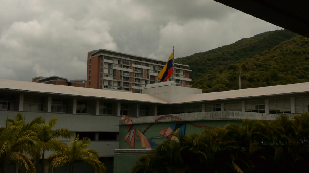 Latin American child cardiology hospital 'Dr Gilbert Rodriguez Ochoa' in the East of Caracas
