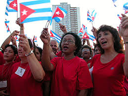 cuban revolutionary women