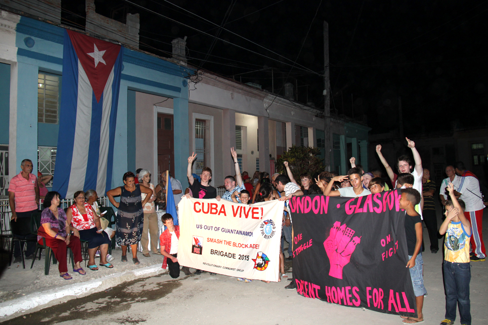 visit to the CDR