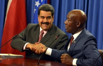 maduro and keith rowley
