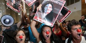 Activists in Brazil attack the role Sanchez has played