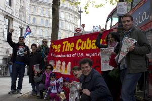 Justice for the Cuban 5 London April 2012 -3-