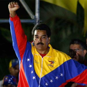 Maduro wins 2013 Presidential election