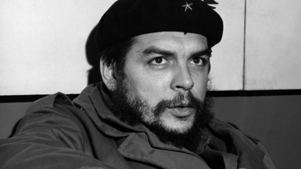 Che Guevara  (AFP Photo)