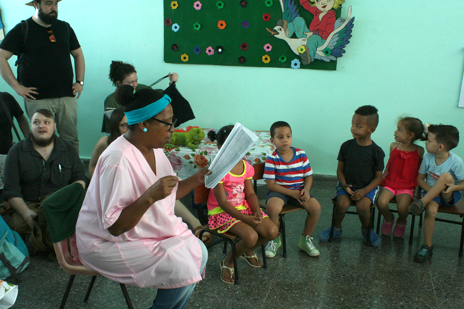 cuba brigade early care
