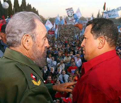 Cuba and Venezuela at the forefront of the fight for socialism