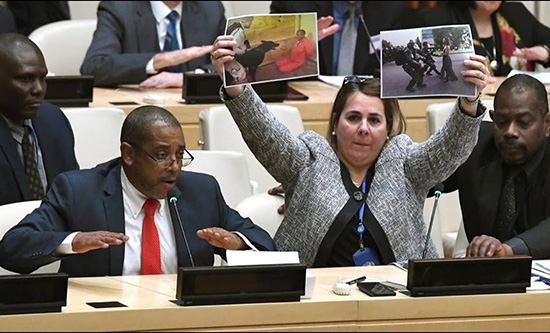 cuba at the un humna rights