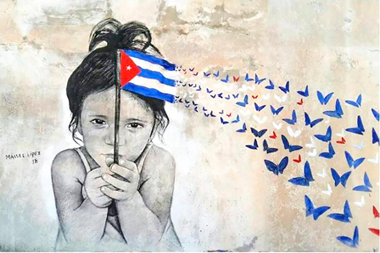 running for cuba crowdfunding