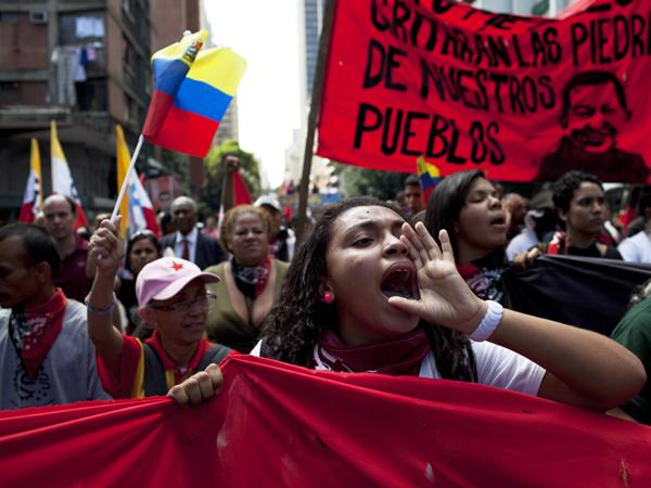 Defend the Bolivarian Revolution