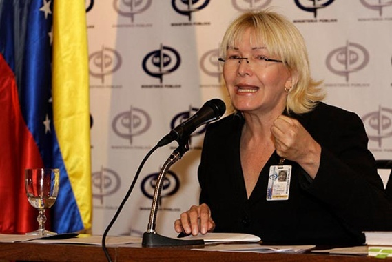 Attorney General Luisa Ortega Diaz