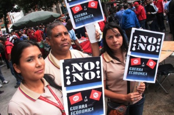 Workers march against business federations