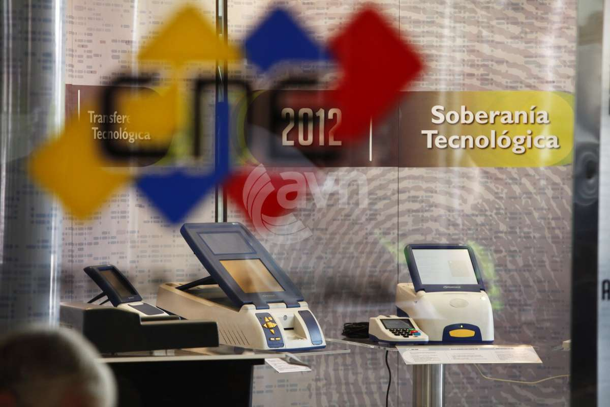 Venezuela implemented a 100% automated voting system in 2008